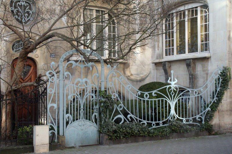 L architecture du 19 me si cle plutarque - Maison de l art nouveau ...